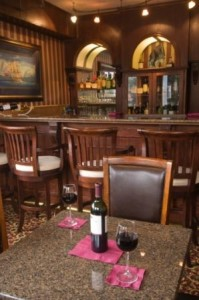 Join us at Gene's Place for a glass of wine and dinner.