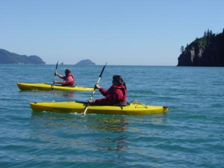 Sea kayak package deals