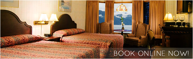 Book Seward Hotel Room