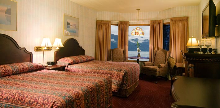 Accommodation in Seward Alaska